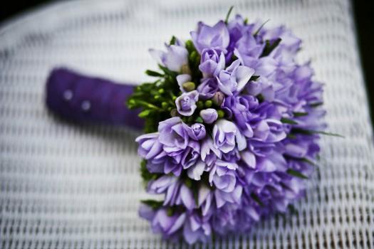 Le bouquet de la mariée, une tradition indispensable tout en couleurs