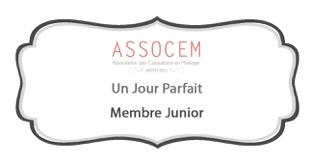Un Jour Parfait - Membre de l'Association wedding planner (ASSOCEM)