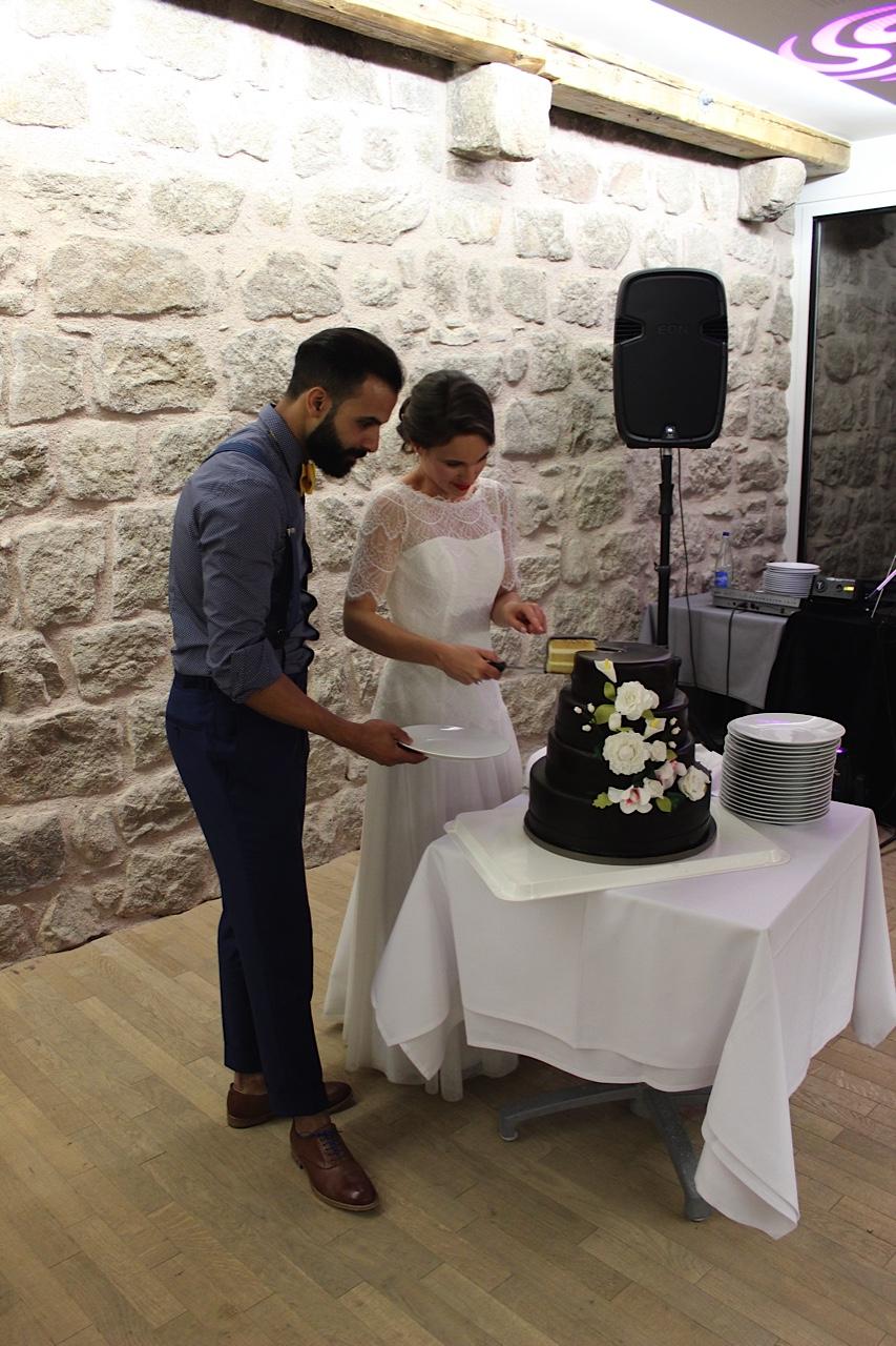 Mariage Géraldine & Lotfi organisé par Un Jour Parfait - Wedding Planner