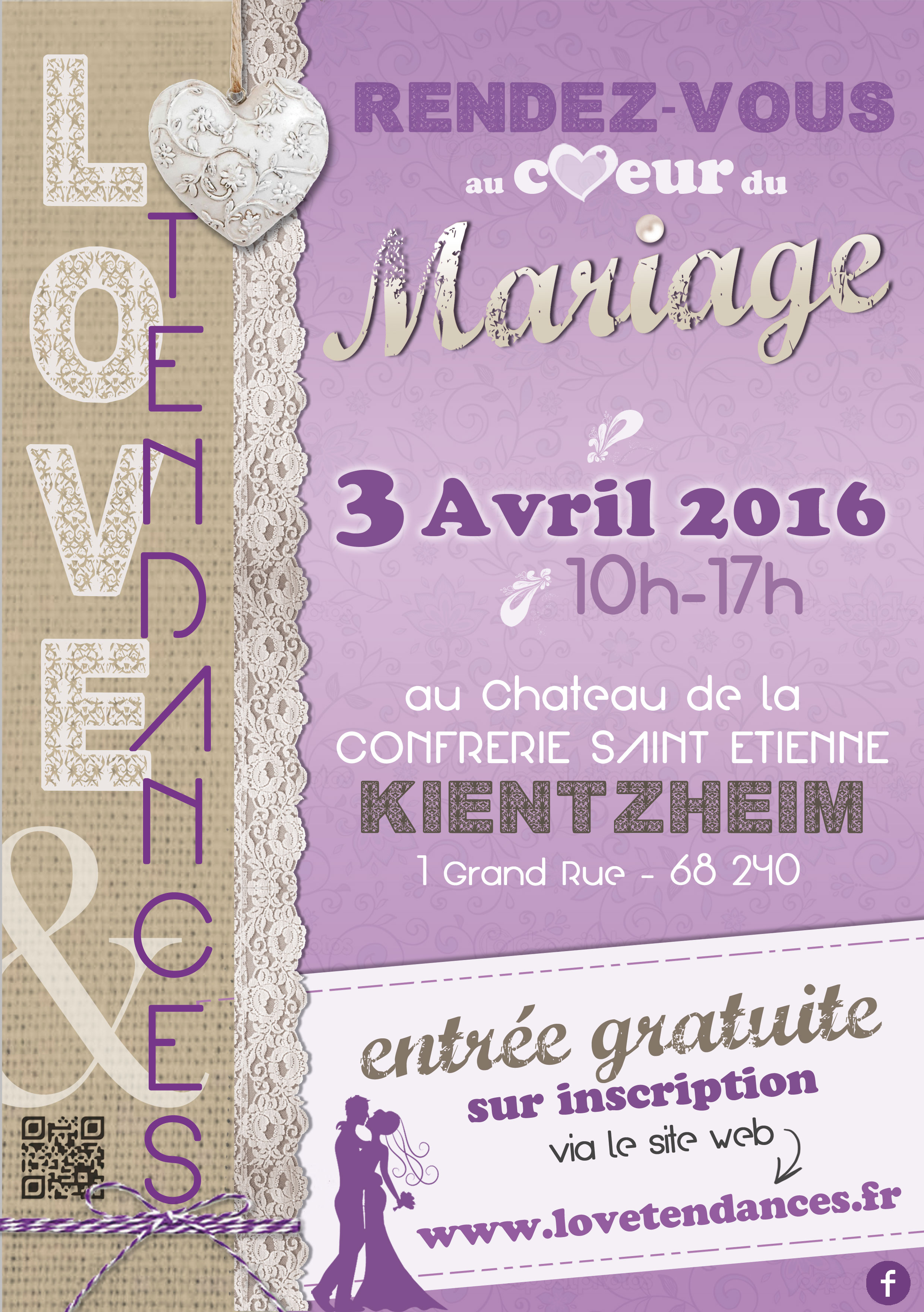 Flyer Love & Tendances 2016