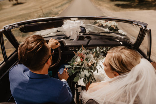 Mariage Caroline & Thibault