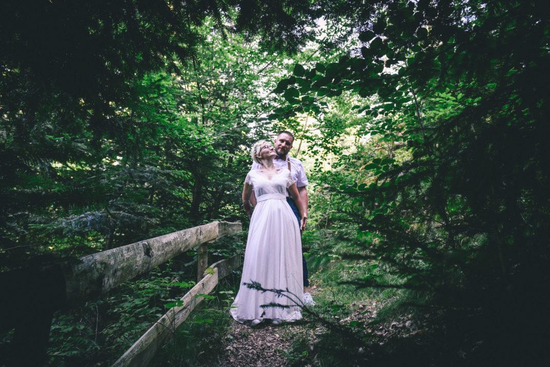 mariage un jour parfait foret nature alsace