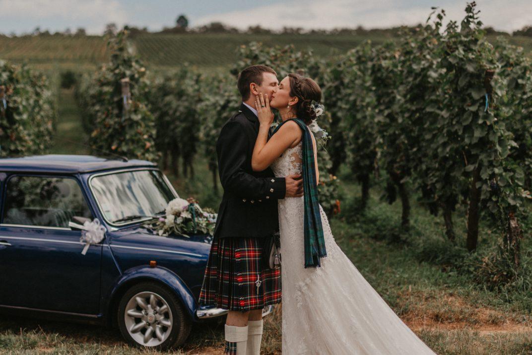un jour parfait mariage ecosse